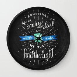 The Wisdom of BMO Wall Clock