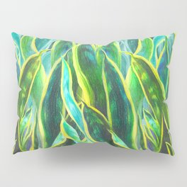 Sansevieria Pillow Sham