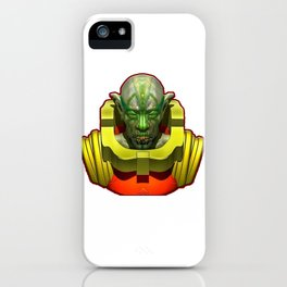 Space Odity iPhone Case