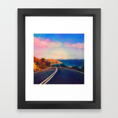 Hang It Up. Framed Art Print
