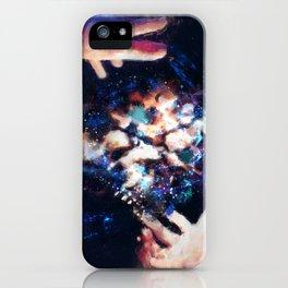 Creation of a Nebula iPhone Case