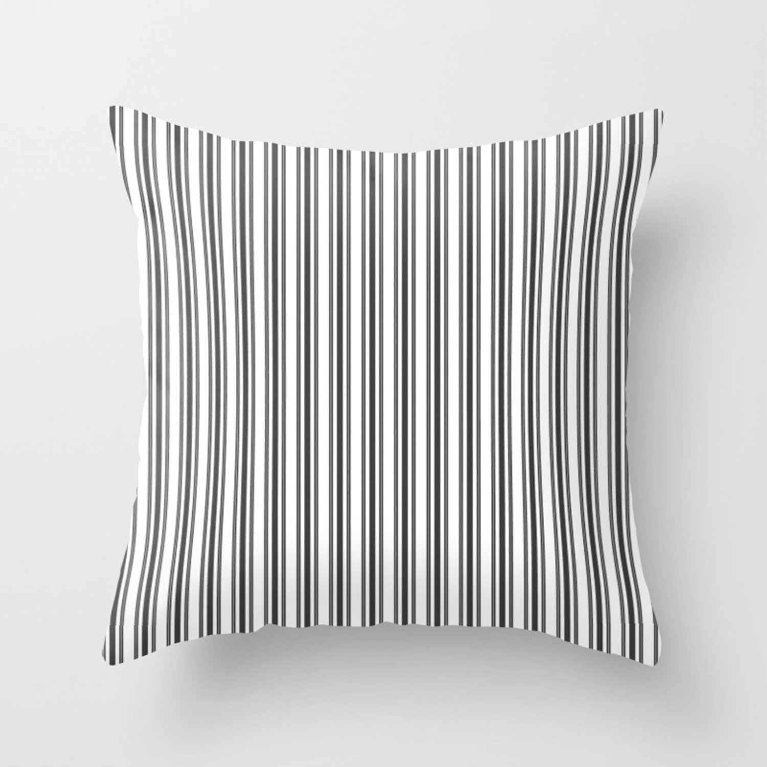 French Mattress Ticking Double Stripes