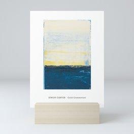 Simon Carter Painting Cold Commotion Mini Art Print