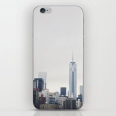 Freedom Tower: New York Cityscape iPhone & iPod Skin