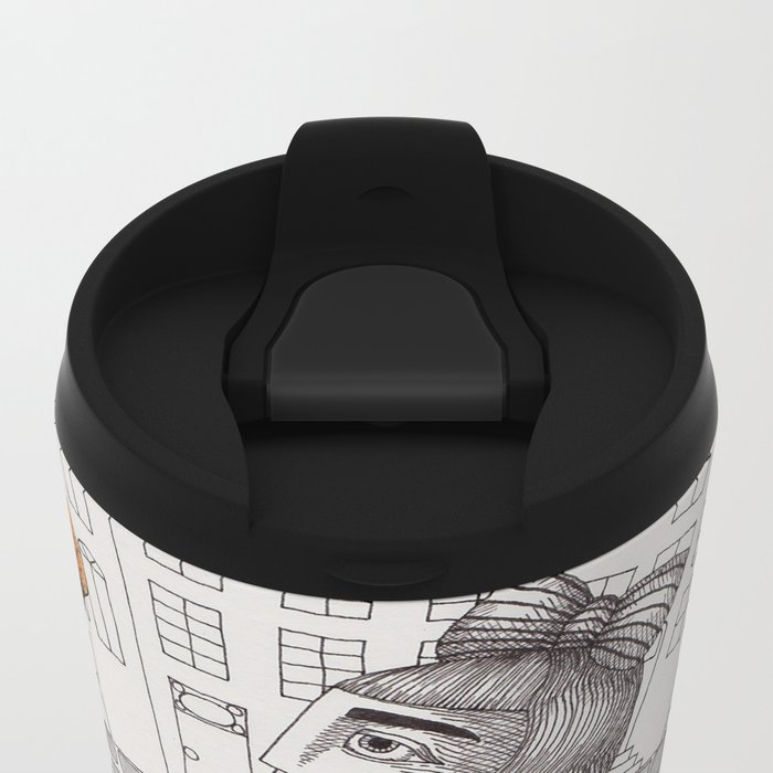 The Collectors Metal Travel Mug