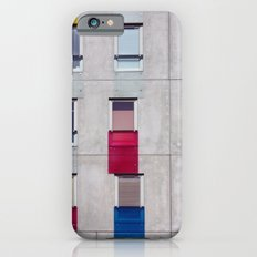 eastern european apartments in colour Slim Case iPhone 6s