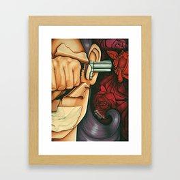 Epic Fail Framed Art Print