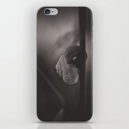 loneliness iPhone Skin
