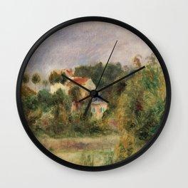 Pierre Auguste Renoir Wall Clock