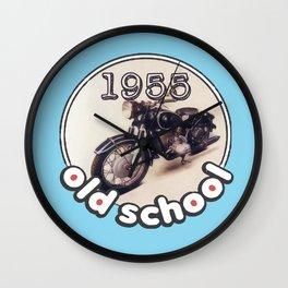 Old School BMW Wall Clock