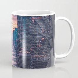Hair in the city Coffee Mug