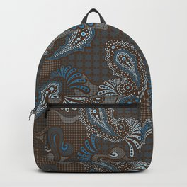 paisley DECO syndrone Backpack