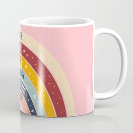 Your life is worth fighting for Coffee Mug