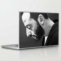 leon Laptop & iPad Skins featuring Leon by Ruben Ireland