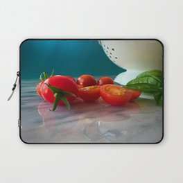 Fallen Cherry Tomatoes Laptop Sleeve