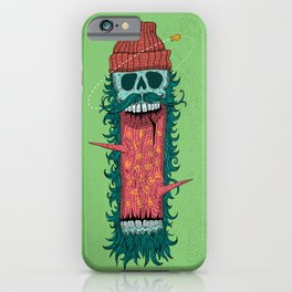 Lumber 3 iPhone Case