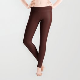 After Silence, Music ~ Reddish Brown Leggings