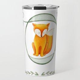 Friendly Fox Travel Mug