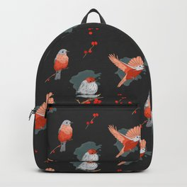 Birs pattern Backpack