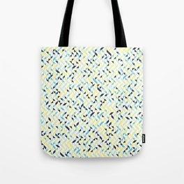 Lemon and Ink Tote Bag