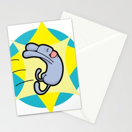 Sun's Out Buns Out! Jump For Joy! Stationery Cards
