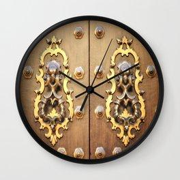 The Gate Wall Clock