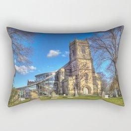 St Barnabus Church Rectangular Pillow