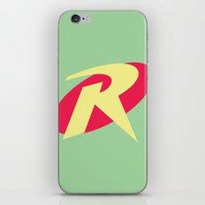 Robin Pastel iPhone & iPod Skin