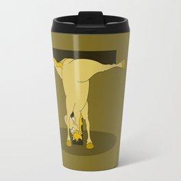 Monogram T Pony Travel Mug