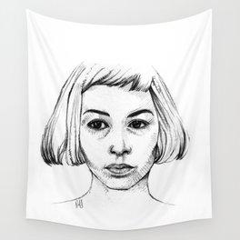 Amélie Poulain Wall Tapestry