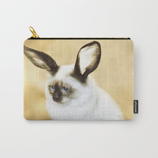 Cat Rabbit Carry-All Pouch