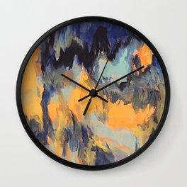 AU 18 - Mud Of Hometown Wall Clock
