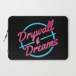 Drywall & Dreams Laptop Sleeve