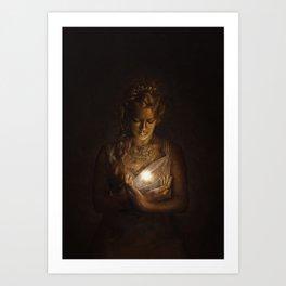 Magic's Origin Art Print