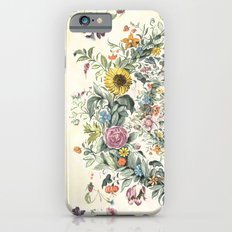 Circle of Life Cream iPhone 6 Slim Case