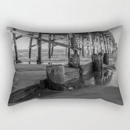 Newport Pier Sands Rectangular Pillow