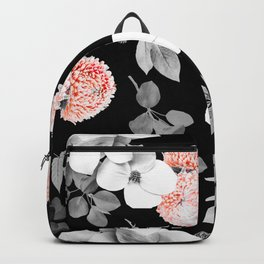 Night bloom - moonlit flame Backpack