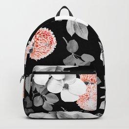 Night bloom - moonlit flame Backpack
