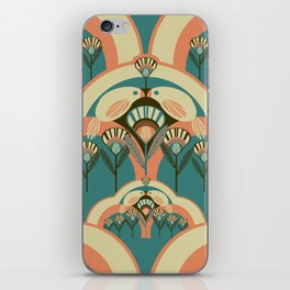 A Deco Garden iPhone Skin