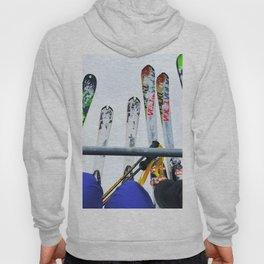 Ski All Day Hoody