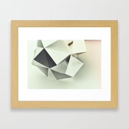 Mechanosciolist Framed Art Print