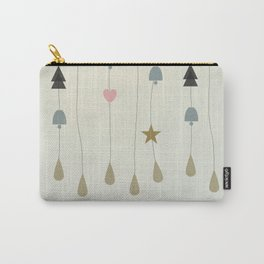 The Lovely Curtain #society6 #decor Carry-All Pouch