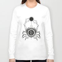 cancer Long Sleeve T-shirts featuring Cancer by LydiaSchüttengruber