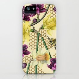 Over the Fence iPhone Case