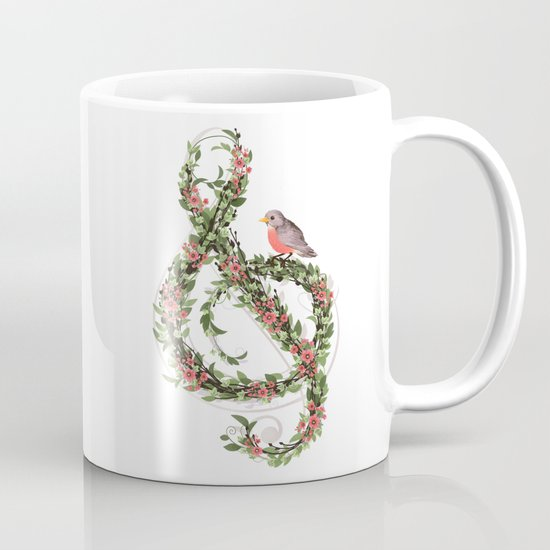 Robin's Song Mug