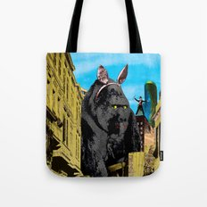 In search of the magical moment Tote Bag