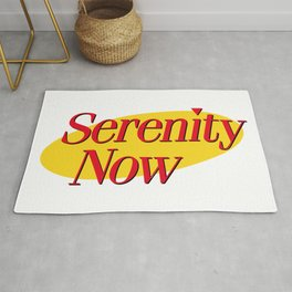 Serenity Now Rug