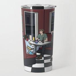 Nino's on a Friday Night Travel Mug