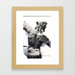 Petrification Framed Art Print
