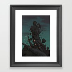 Visions of Love II Framed Art Print